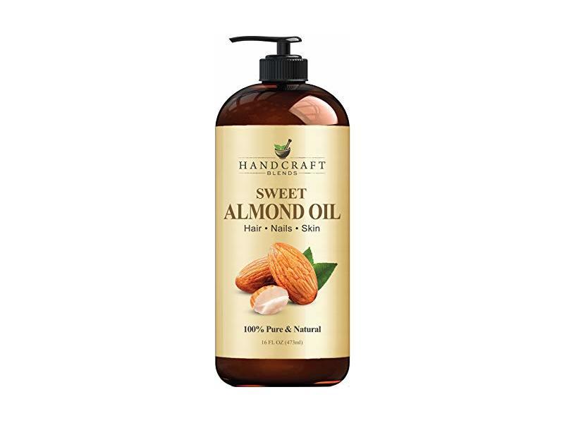 Handcraft Pure Sweet Almond Oil, 16 fl oz