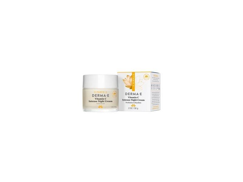 Derma E Vitamin C Intense Night Cream, 2 oz/56 g