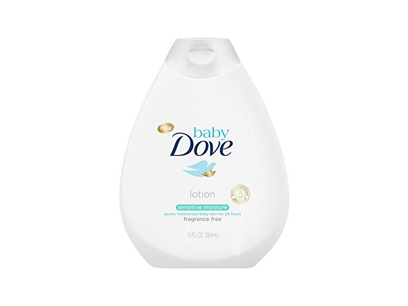 Baby Dove Lotion, Sensitive Moisture 13 oz