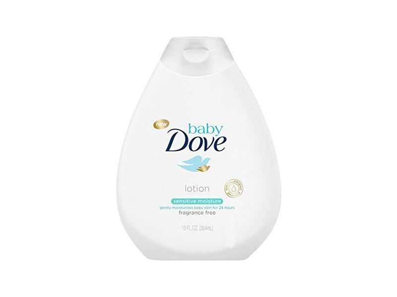 Baby Dove Lotion, Sensitive Moisture 13 oz