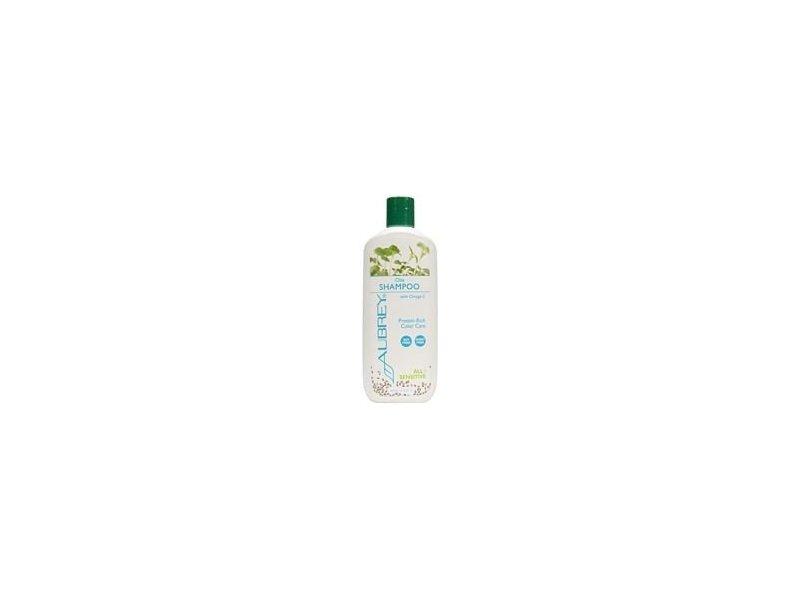 Aubrey Organics Chia Shampoo, 325ml