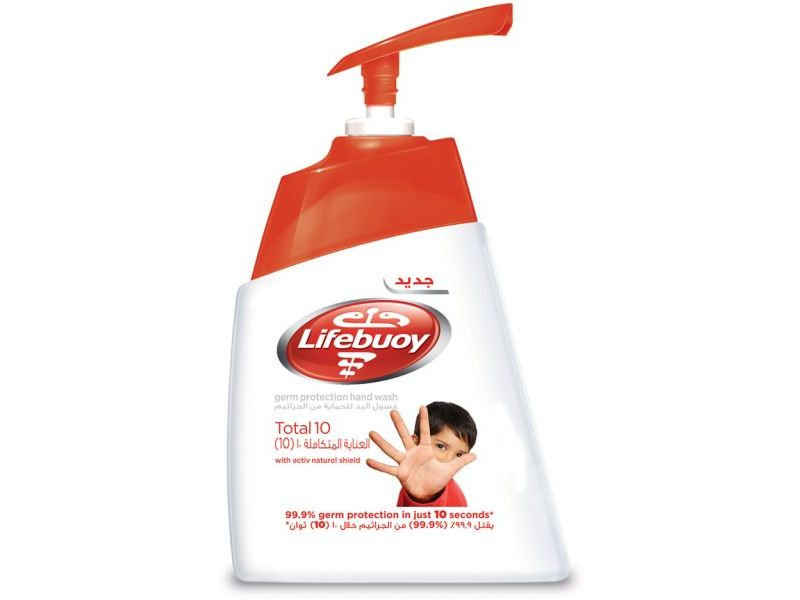 Lifebuoy Hand Wash - Total, 200ml