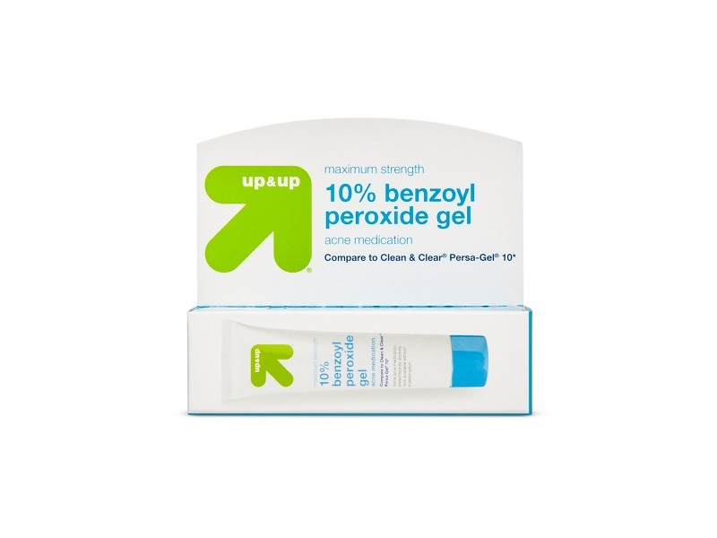 Up & Up 10% Benzoyl Peroxide Gel Acne Medication, 1 oz
