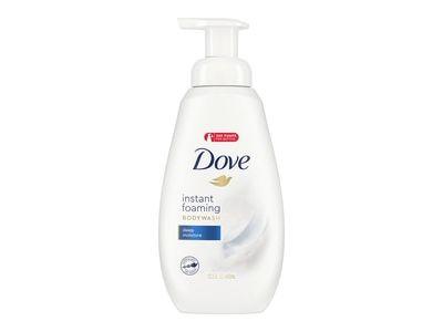 Dove Deep Moisture Shower Foam