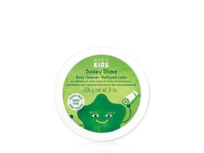 AVON KIDS SOAPY SLIME BODY CLEANSER