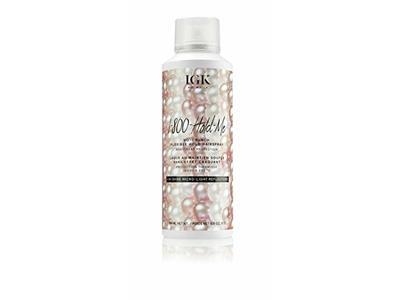 Igk 1-800-Hold-Me No Crunch Flexible Hold Hairspray, 5 oz/164 mL