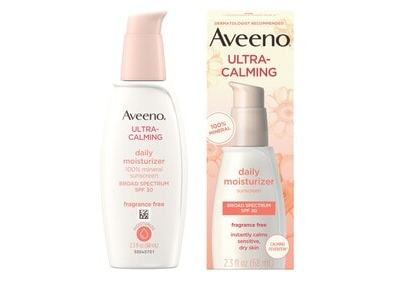 Aveeno Ultra-Calming Daily Facial Moisturizer with SPF 30