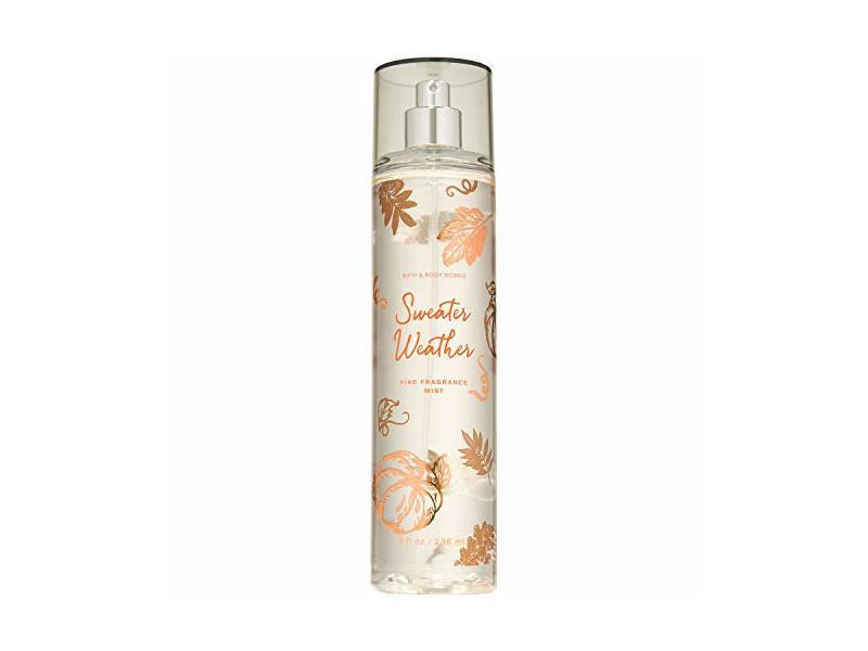 Bath & Body Works Sweater Weather Fine Fragrance Mist, 8 Fluid Ounce