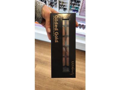 Ulta Natural Eyeshadow Palette, Gilded Gold - Image 3