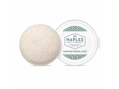 Naples Soap Company Solid Shampoo Bar, Unscented