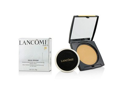 Lancome Dual Finish Multi-Tasking Powder Foundation, 350 BISQUE (W), .67 oz