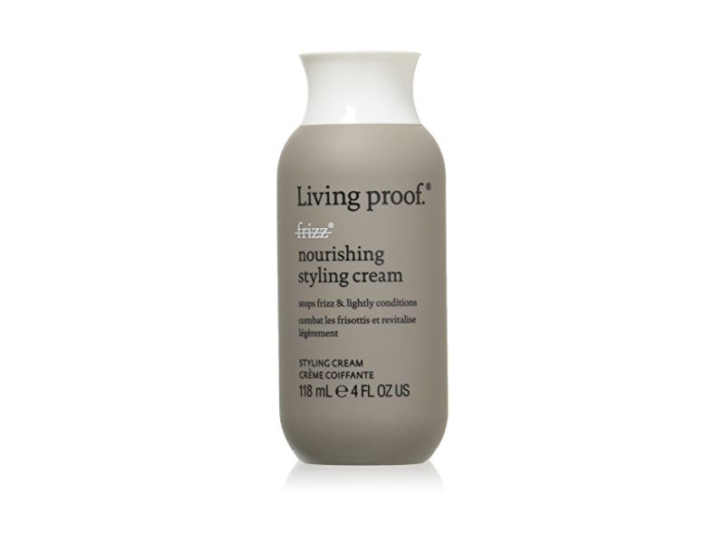 Living Proof No Frizz Nourishing Styling Cream, 4 oz