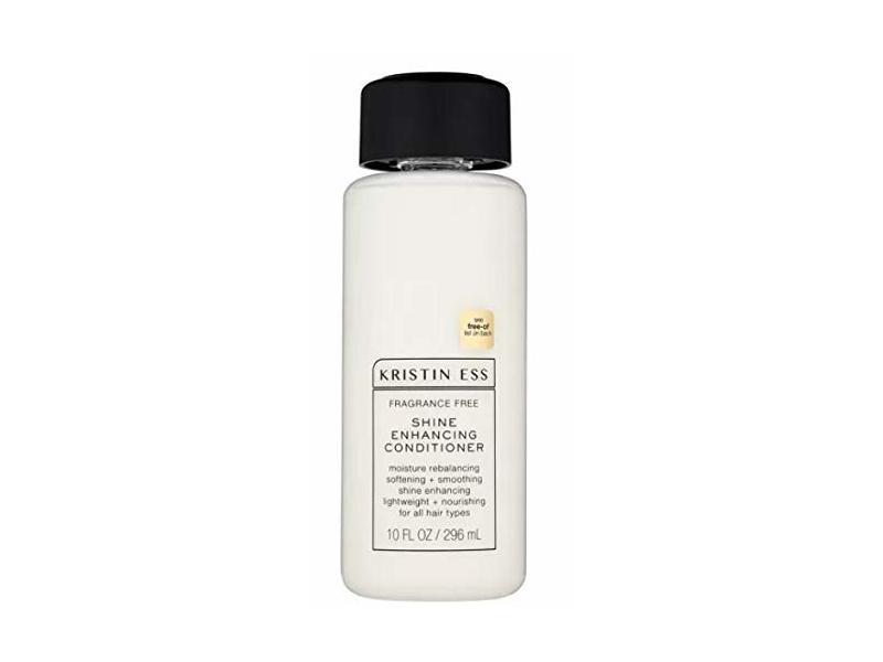 Kristin Ess Fragrance-Free Shine Enhancing Conditioner, 10 fl oz