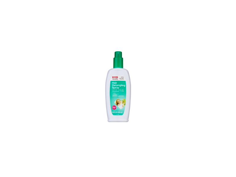 CVS Hair Detangling Spray, 10 fl oz Ingredients and Reviews