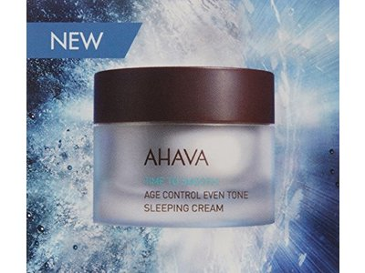 AHAVA Age Control Even Tone Sleeping Cream, 1.7 fl. oz. - Image 3