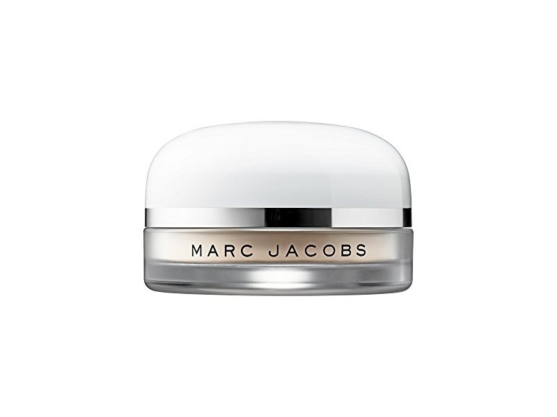 MARC JACOBS BEAUTY Finish-Line Perfecting Coconut Setting Powder, 34 Invisible, .28 oz