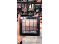 NYX Professional Makeup Ultimate Shadow Palette, Cool Neutrals - Image 3