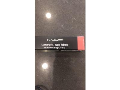 M.A.C. Satin Lipstick, Faux, 0.10 oz