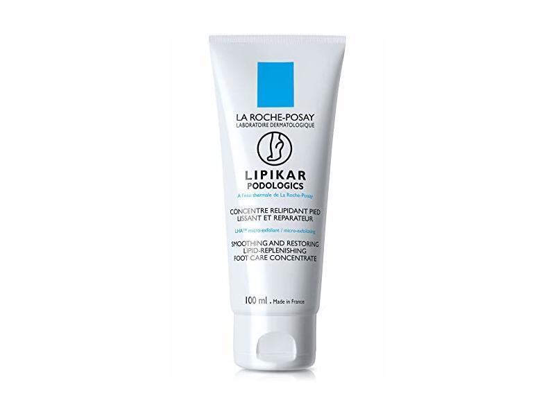 La Roche-Posay Lipikar Podologics Foot Cream, 3.38 Fl oz.