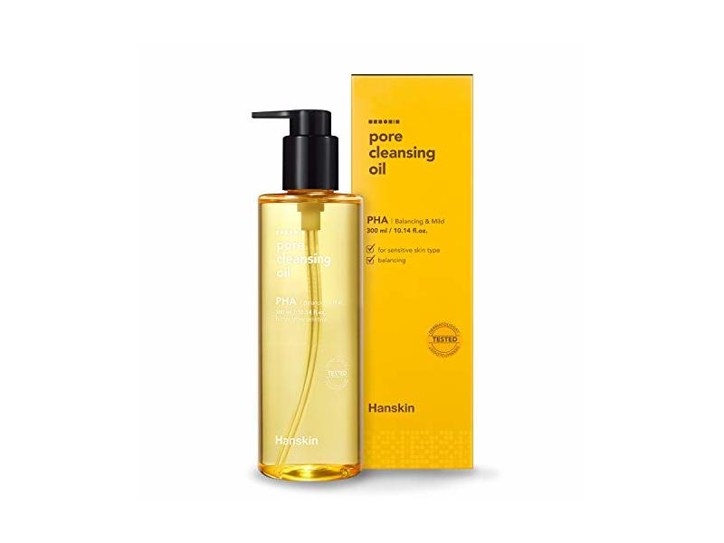 Hanskin Pore Cleansing Oil, 300 mL
