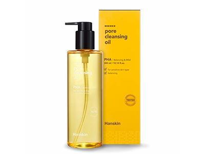 Hanskin Pore Cleansing Oil, 10 fl oz/300 mL