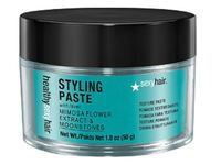 Sexy Hair Styling Paste, Mimosa Flower Extract & Moonstones, 1.8 oz - Image 2