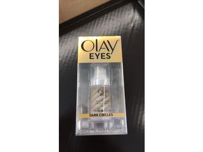 Olay Eyes Illuminating Eye Cream for Dark Circles Under Eyes, 0.5 Fl Oz - Image 4