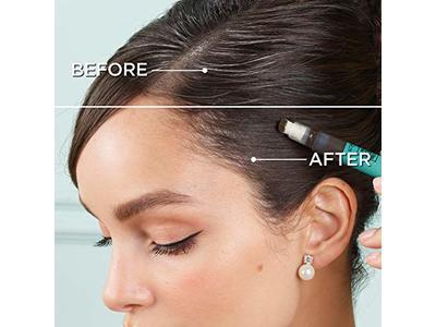 L'Oreal Paris Hair Color Magic Root Precision Temporary Gray Hair Color Concealer Brush, 4 Dark Brown, 0.05 Fluid Ounce - Image 8