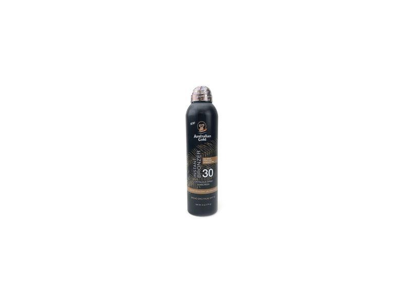 Australian Gold Continuous Spray Bronzer, SPF 30