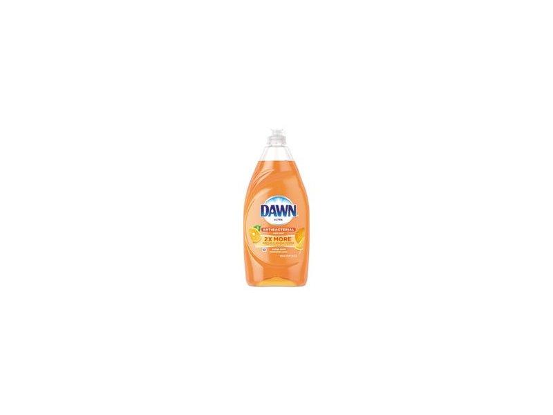 Dawn Antibacterial Hand Soap Dishwashing Liquid, Orange, 19.4 fl oz/573 mL