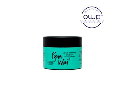 PiperWai Natural Deodorant Cream, 2 oz (58 g)