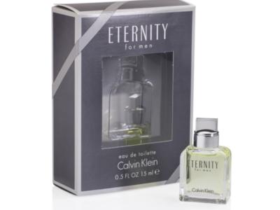 Calvin Klein Eternity Eau De Toilette For Men, 0.5 fl oz