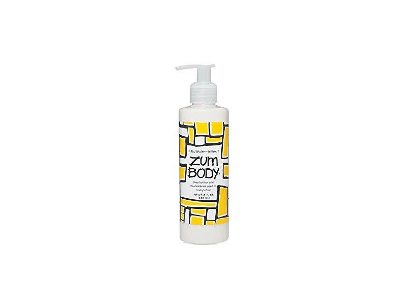 Indigo Wild Zum Body Lotion Bottle - Lavender Lemon - 8 oz