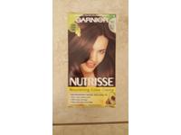 Garnier Nutrisse Nourishing Color Creme, Truffle - 50 Medium Natural Brown - Image 4