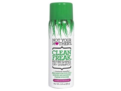 Not Your Mother's Clean Freak Refreshing Dry Shampoo, Unscented, 1.6 oz