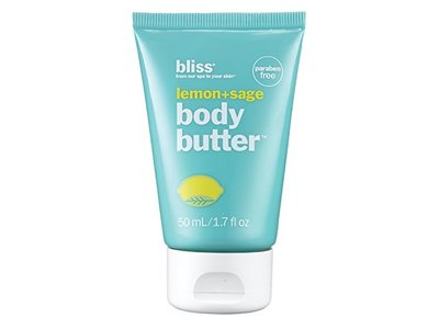 bliss Lemon and Sage Body Butter, 1.7 oz. - Image 1