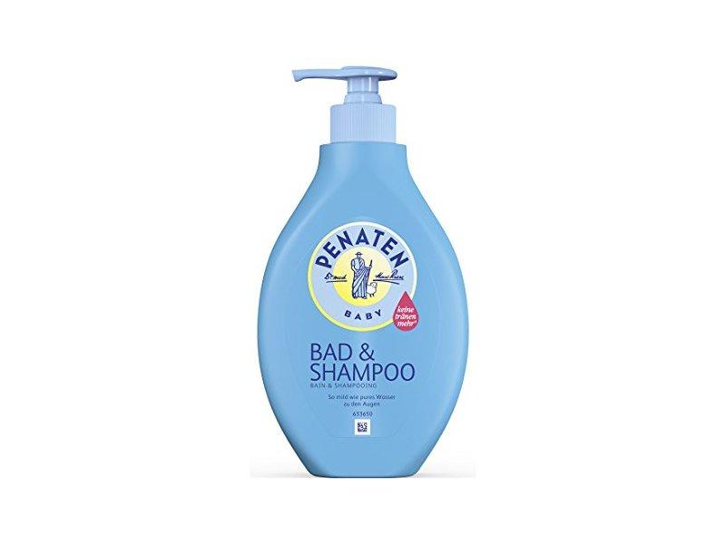 Penaten Baby Bad & Shampoo, 400ml