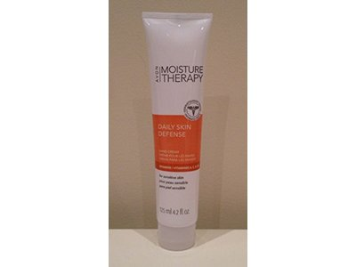 Avon Moisture Therapy Daily Skin Defense Vitamin Hand Cream, 4.2oz./125ml - Image 1