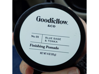 Goodfellow & Co No. 1 Blue Sage and Tonka Finishing Pomade, 4 oz / 113 g - Image 3