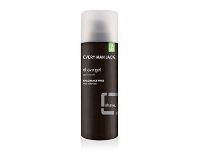Every Man Jack Shaving Gel, 7 Fluid Ounce