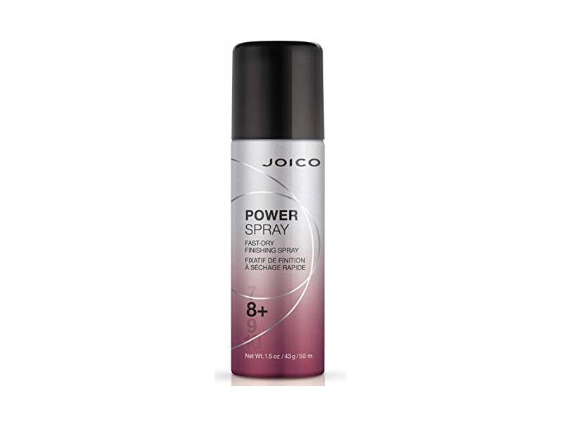 Joico Power Spray Fast-Dry Finishing Spray, 1.5 oz/43 g