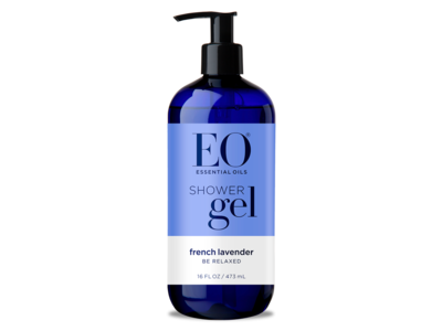 EO Products Shower Gel Soothing French Lavender