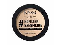 NYX Professional #Nofilter Finishing Powder, Light Beige 0.33 oz/9.6 g - Image 2