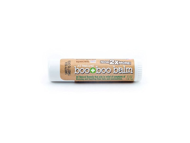 Endangered Species All Natural Boo-Boo Balm, 0.50 oz