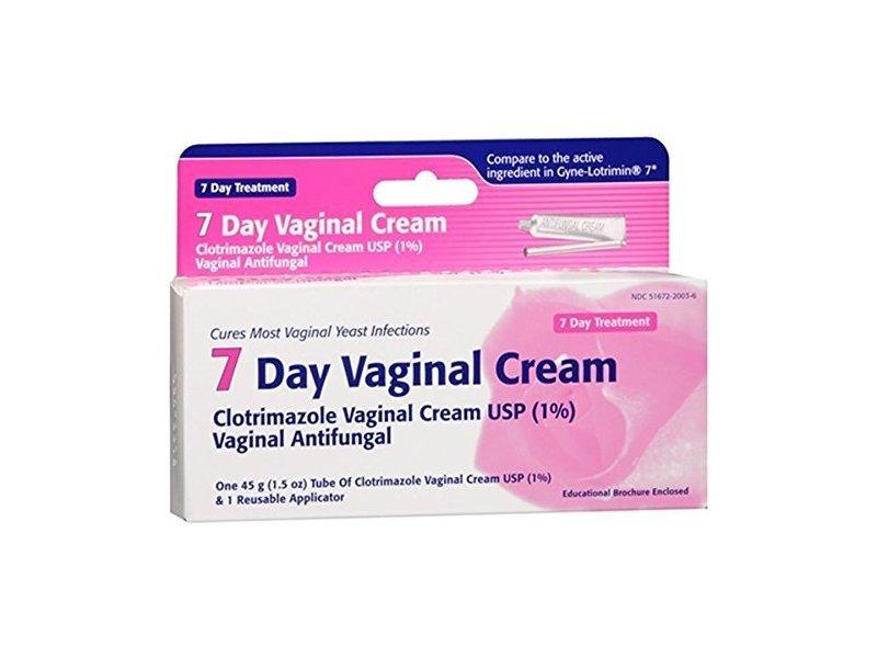 Taro Clotrimazole 7 Vaginal Cream, 45 g