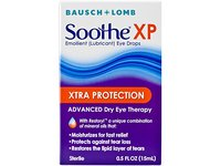 Soothe XP Emollient Lubricant Eye Drops, 0.5 Fluid Ounce - Image 2