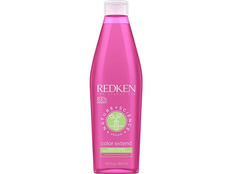 Redken Nature + Science Extend Shampoo, 10.1 fl oz/300 ml