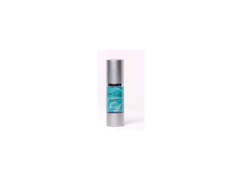 Pure Vanity Hyaluronic Peptide Serum with Argireline, 1 fl oz