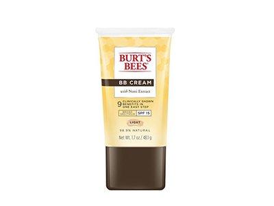 Burt's Bees BB Cream With SPF15, Light, 1.7 ounces