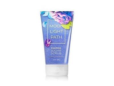 Bath & Body Works Foaming Sugar Scrub, Moonlight Path, 8 Oz
